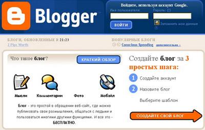 Какие блоги бывают и что в блогах пишут