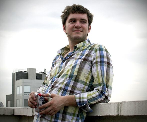 Антон Володькин и hypem.com