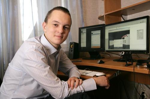 Андрей Терновский и chatroulette.com
