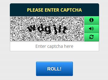 Кнопка Бабло на сайте freebitco.in