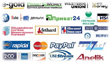 Поправки к закону по электронным платежным системам